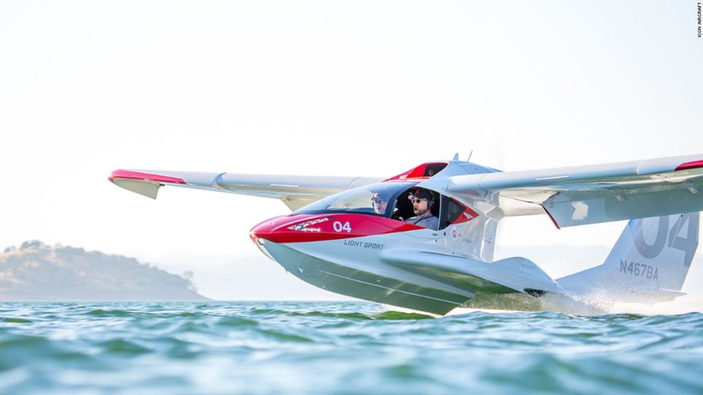 Flying a sports car with wings