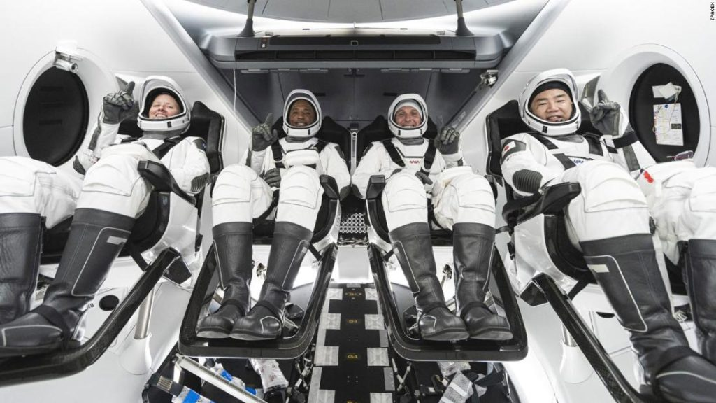SpaceX launch for Crew Dragon NASA mission: Live updates