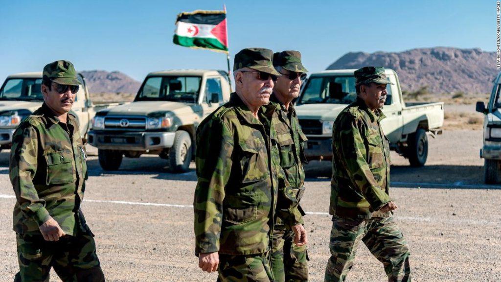Western Sahara's Polisario Front leader declares end of ceasefire with Morocco