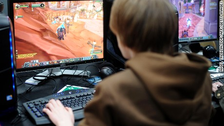 When video games become an addiction