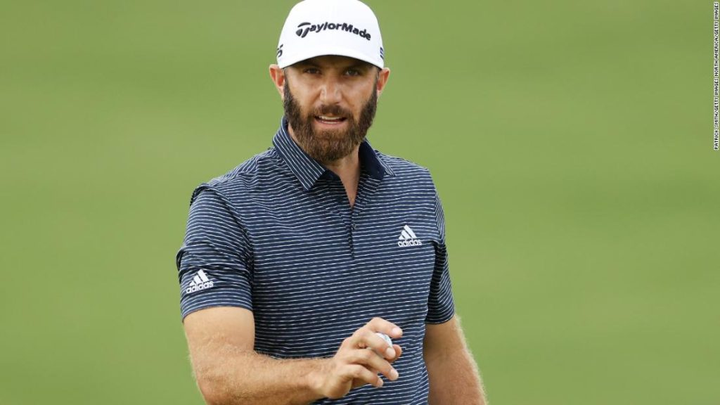 Dustin Johnson wins 2020 Masters at Augusta National