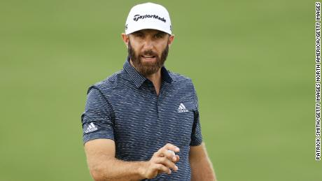 Records tumble as No. 1 Dustin Johnson wins Masters for first time