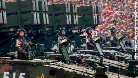 China's military rise poses the greatest foreign policy challenge to the next US President