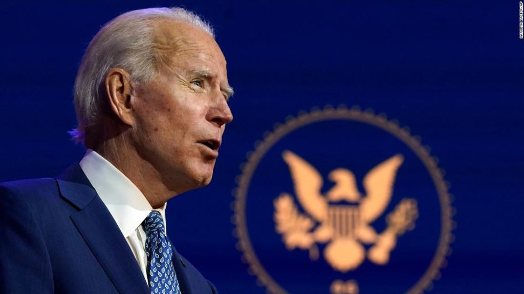 Opinion: Why Biden needs a White House Office for Democracy