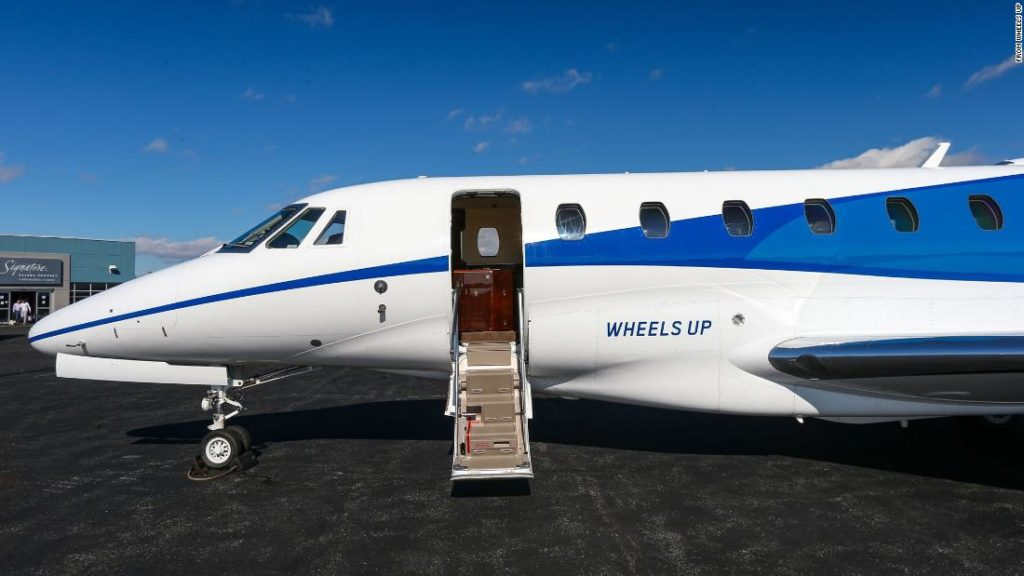 Available at Costco:Your own private jet membership