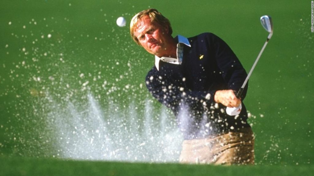 Augusta: Jack Nicklaus' sixth Masters win aged 46 tops Tiger Woods' redemption tale