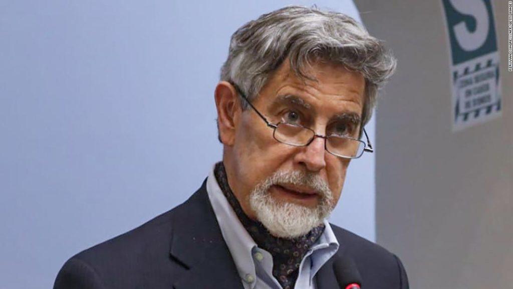 Francisco Sagasti: Peru's Congress appoints new leader amid political crisis