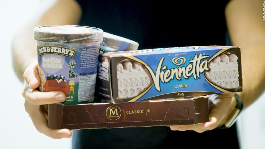 Unilever conquered the ice cream market. Home delivery is the final frontier