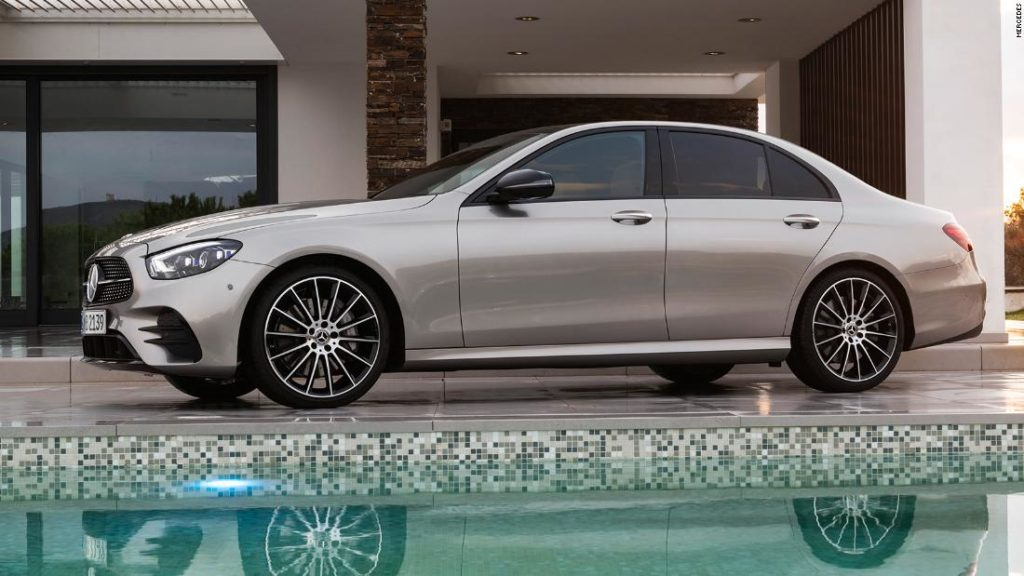 MotorTrend Car of the Year goes to tech-heavy Mercedes E-Class