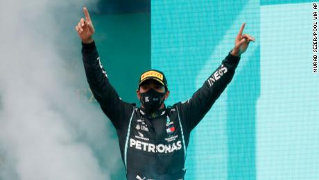 Lewis Hamilton is still the only Black driver ever to have raced in Formula 1.