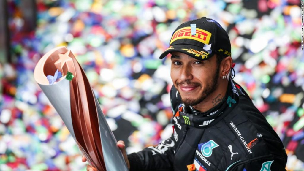 Lewis Hamilton: Will F1 ever seen another world champion like Briton?