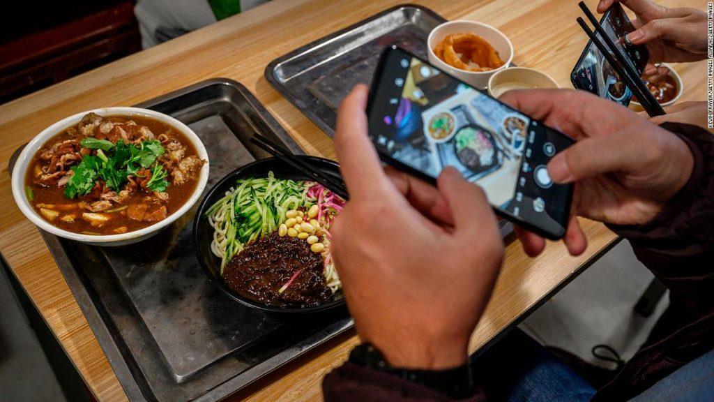 Noodle diplomacy at Yaoji Chaogan: Diners flock to popular Beijing restaurant Biden visited in 2011