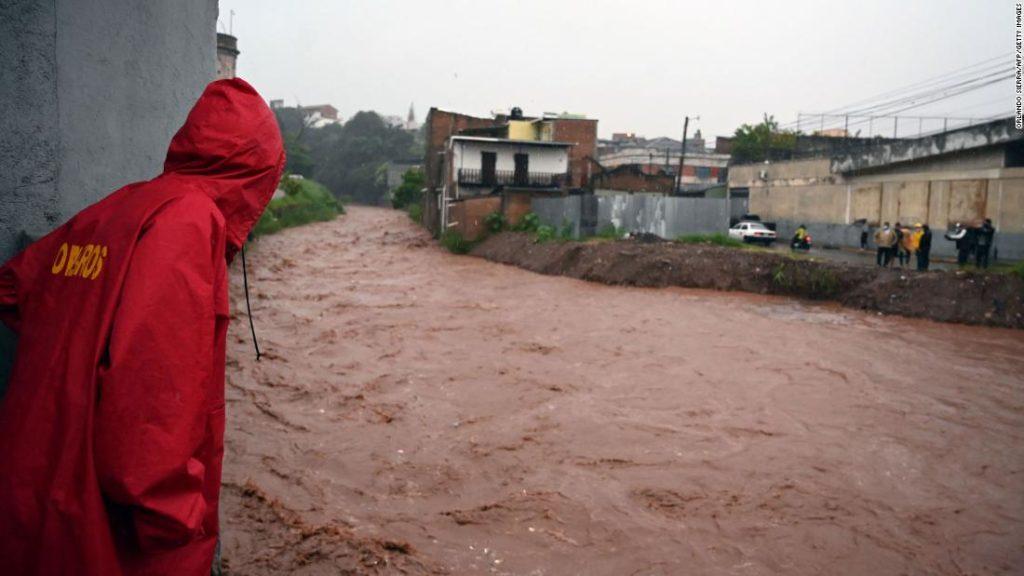 Tropical Storm Iota deals devastation to Central America still recovering from Eta