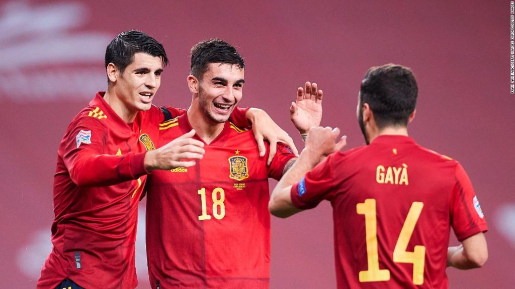 Germany suffers humiliating 6-0 defeat to Spain in Nations League