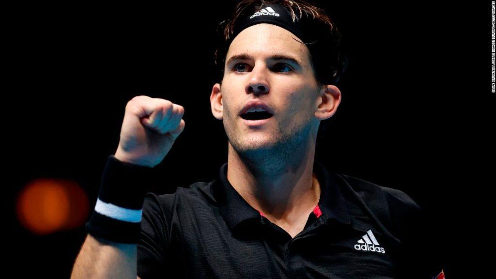 Dominic Thiem beats Rafael Nadal in an extraordinary match at the ATP Finals