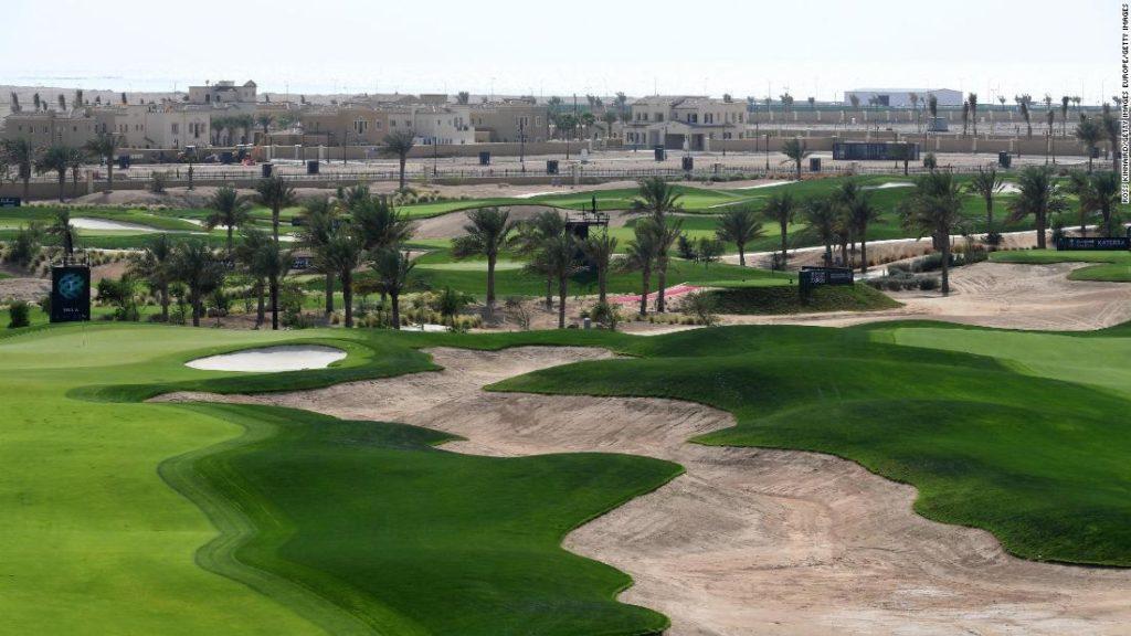Royal Greens Golf & Country Club: Saudi Arabia's golf gem