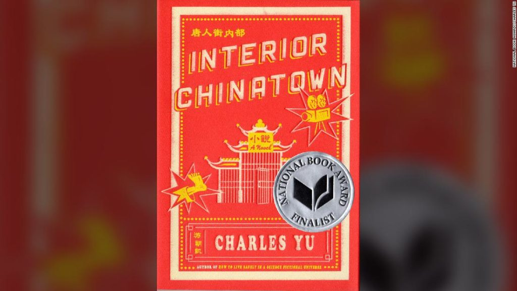 Charles Yu's 'Interior Chinatown' wins National Book Award for Fiction