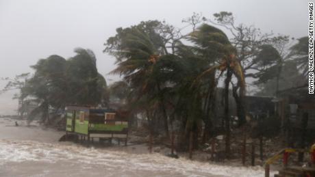 Help Central America hurricane victims