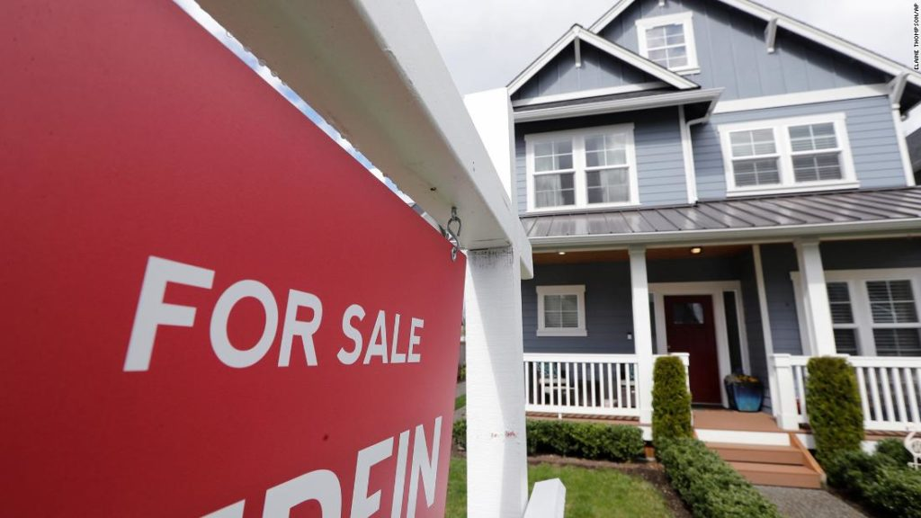 Home sales are still surging