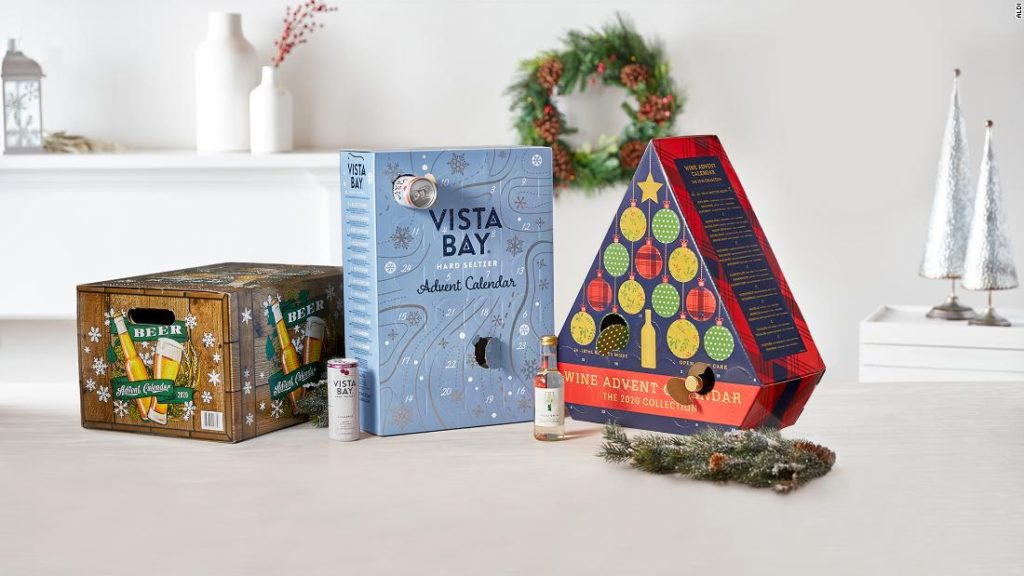 Why stores like Aldi and Costco are selling booze-filled Advent calendars