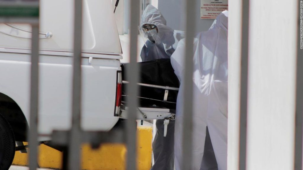 Mexico tops 100,000 dead as its pandemic worsens