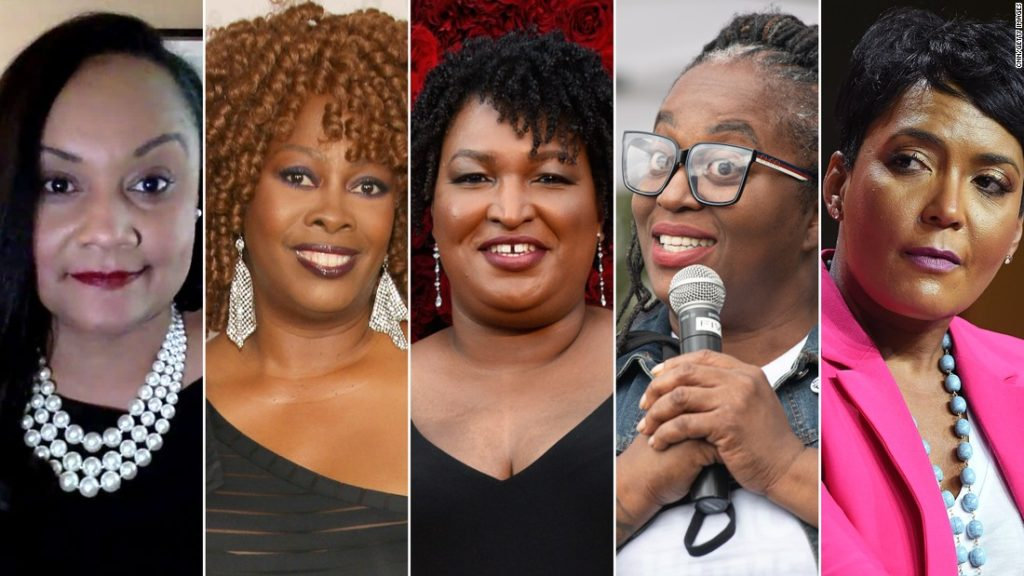 Black women in Georgia crucial to Democrats in fight for senate control