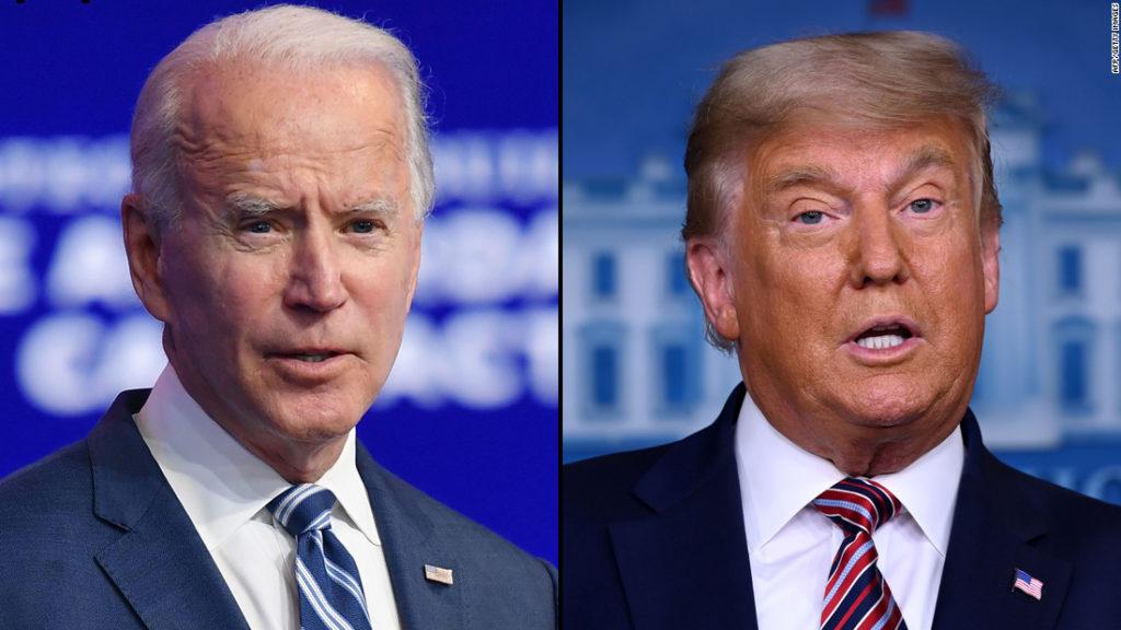 Opinion: Biden's mistake about Trump