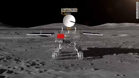 China lunar rover touches down on far side of the moon, state media announce