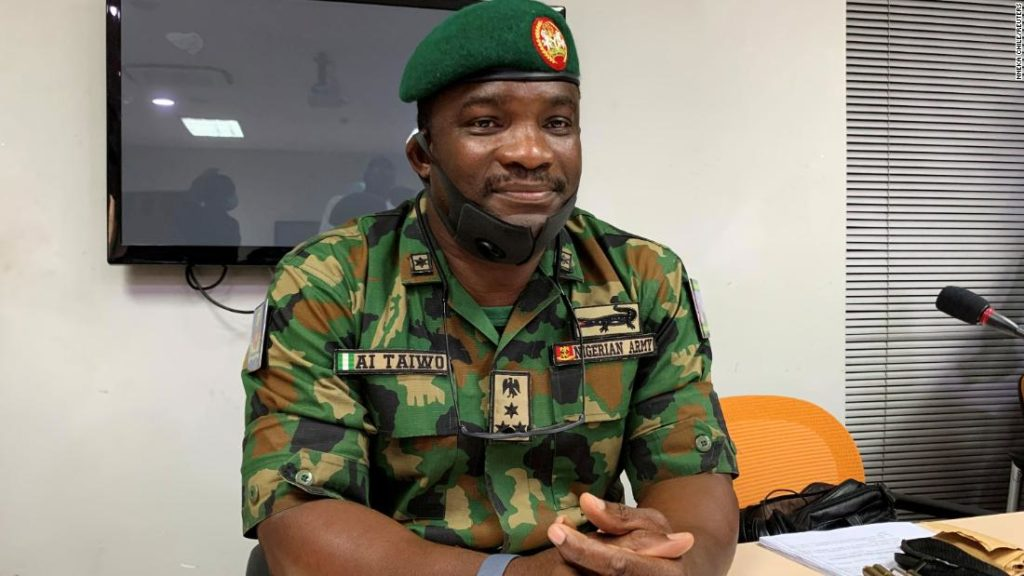 Nigerian army admits to having live rounds at Lekki Toll Gate, despite previous denials