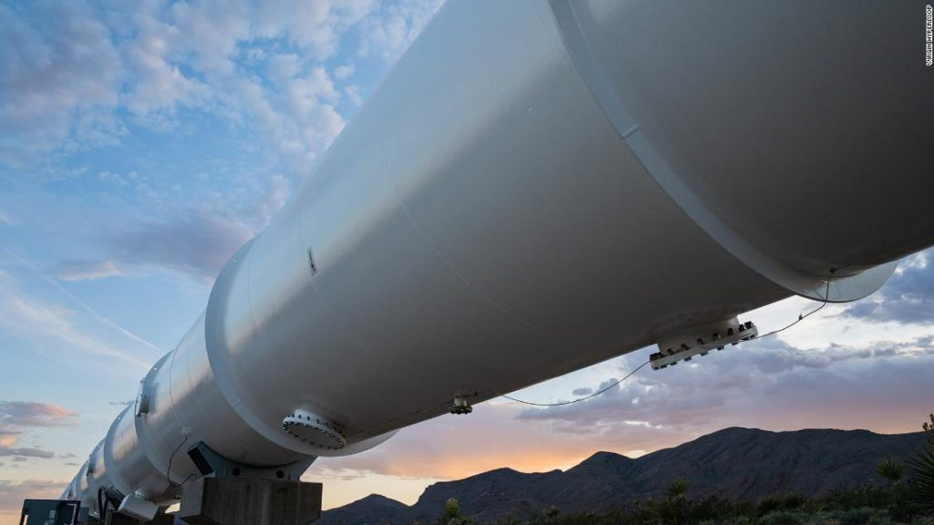 Hyperloop wants to change the world. It will have to overcome the fall of pneumatic tubes