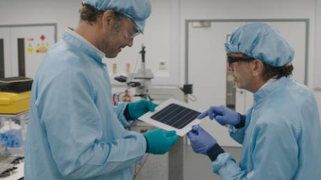 Forget silicon. This material could be a game-changer for solar power