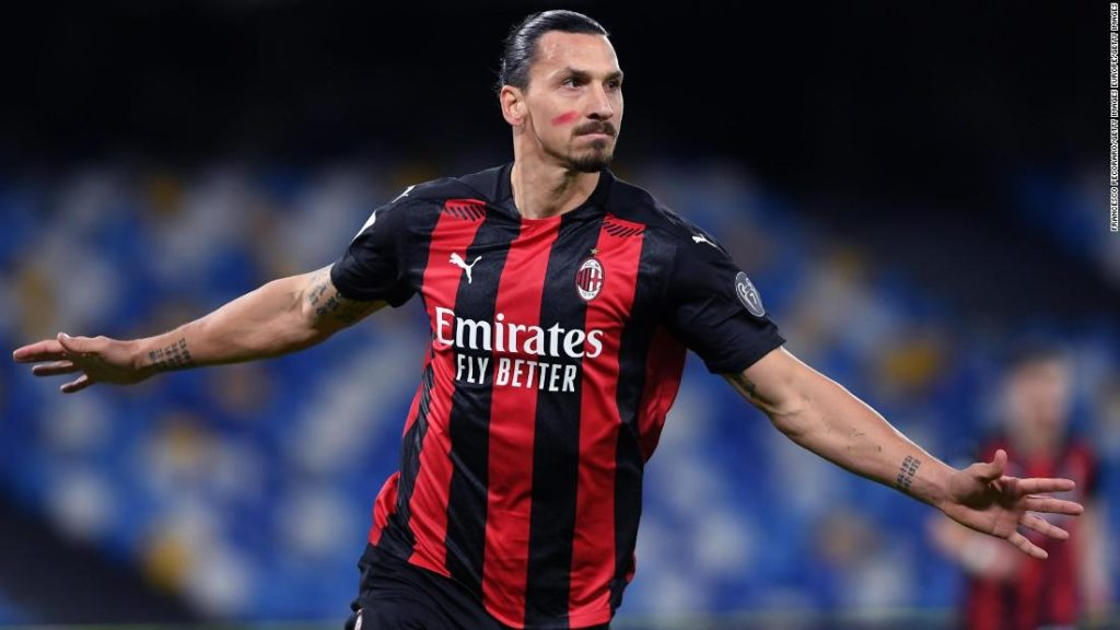 Zlatan Ibrahimovic scores twice before getting injured as AC Milan extends unbeaten run