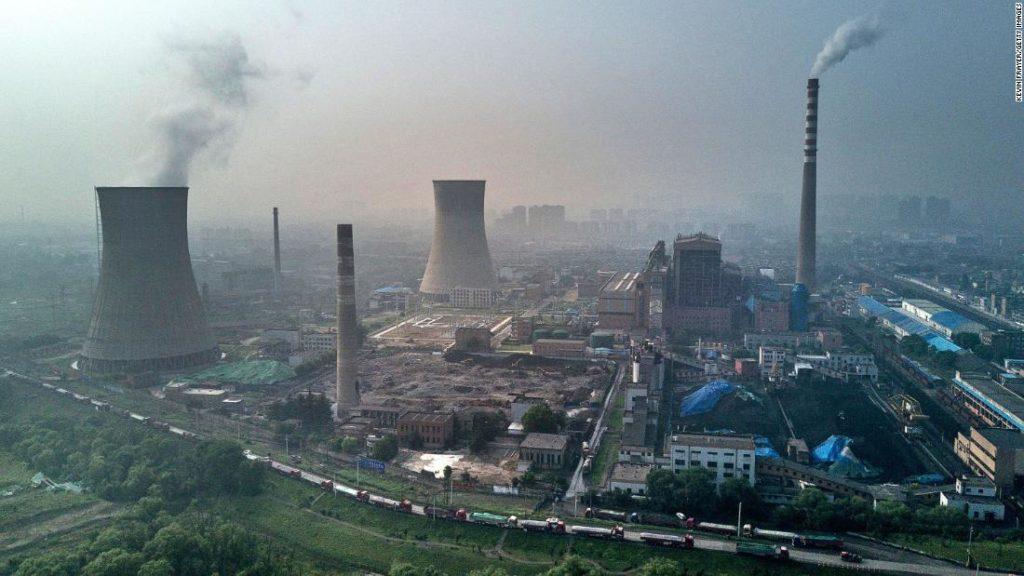 Heat-trapping gas levels reach a new record high, despite the coronavirus lockdown
