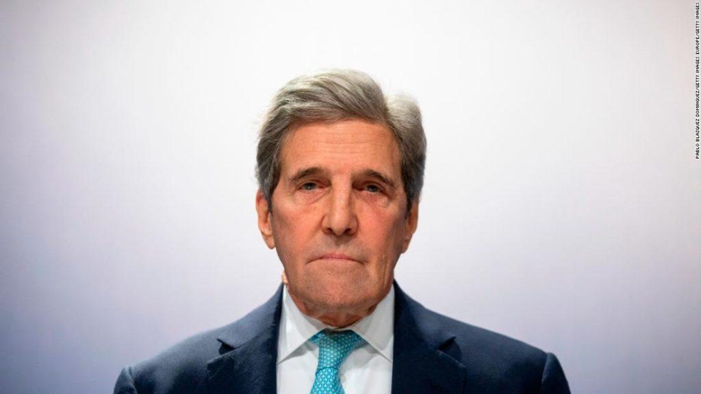 John Kerry: Biden prioritizes climate crisis by naming special envoy