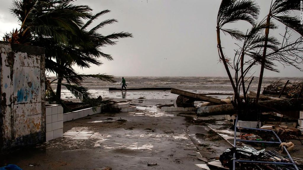 Covid-19 and climate change make hurricanes more devastating for Latin America