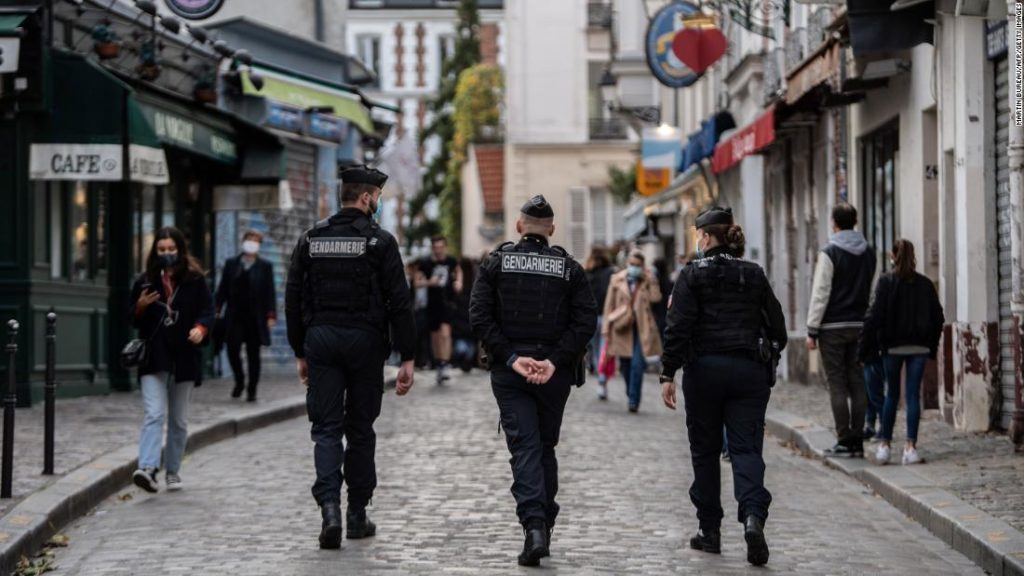 French man fined for breaching lockdown to 'smash a guy's face in'