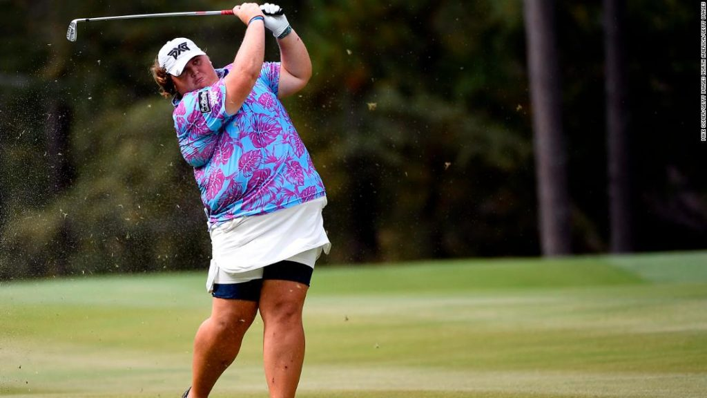 Haley Moore overcomes bullying to become LPGA professional