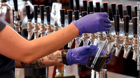 Pennsylvania to ban drinking at bars and restaurants on Thanksgiving eve in effort to stop coronavirus spread