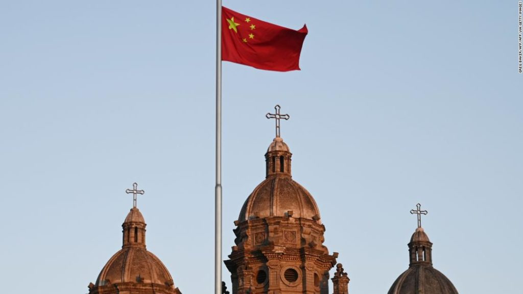 China mulls new rules on foreigners' to 'prohibit religious extremism'