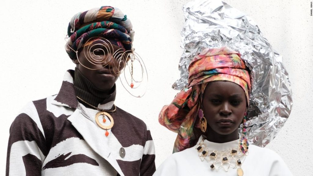 How Beyoncé-approved stylist Daniel Obasi is using fashion to create new realities