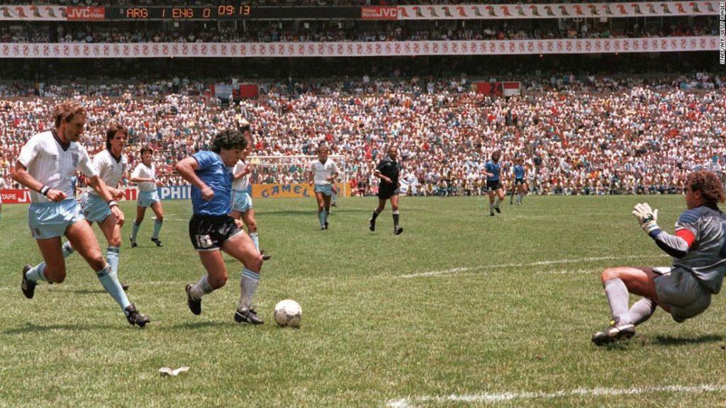 Diego Armando Maradona: Tormented genius who became one of football's greatest players