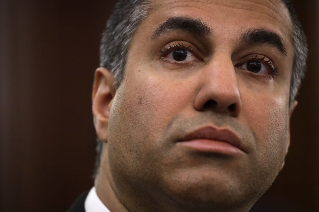 Trump's FCC chair will step down in January