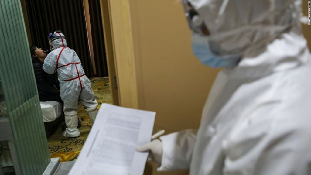 Leaked documents reveal China's mishandling of the early stages of Covid-19 pandemic
