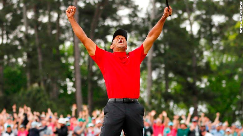18 memorable Masters moments