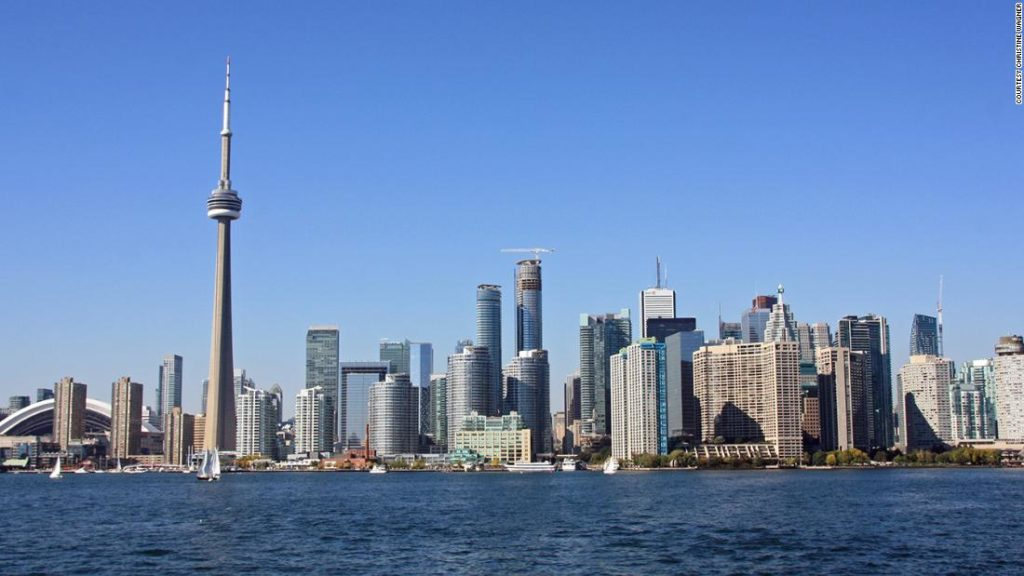 Canada's largest city put into lockdown as infections soar