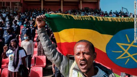 Mass killing of civilians in Ethiopia's Tigray region, says Amnesty International