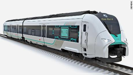 An image of the Mireo Plus H provided by Siemens.