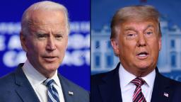 Biden transition formally begins as Trump signals he knows it's over