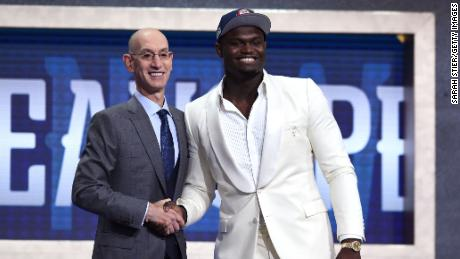 There are no sure things in this year's NBA Draft, unlike last year where Zion Williamson was always going to be selected first overall.
