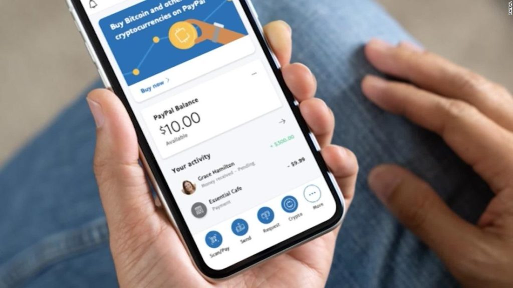 PayPal CEO explains move into crypto